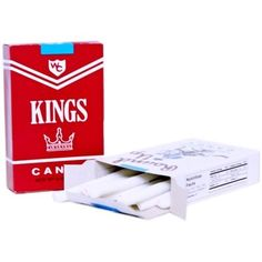 Candy Cigarettes These nostalgic candy sticks are packed 10 to a pack and taste the same as you remember!