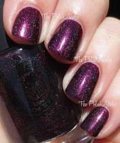 I Love Nail Polish Fall 2014 Collection; Black Orchid
