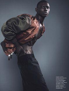 Fernando Cabral | Numéro Homme | F.TAPE | Fashion Directory