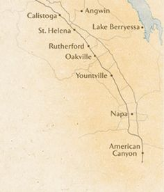 The Napa Valley - Legendary - Napa Valley's Official Tourism Website.