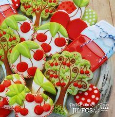 Cherry Cookies Jill FCS