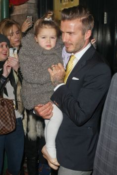 David Beckham joins his family for a post-runway lunch – Part 2 **USA, Canada, and Australia ONLY** – Gallery Photo 3 | Celebrity Baby Scoop