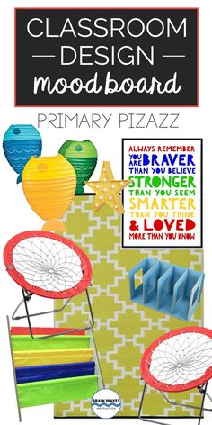 Looking for clever ways to decorate a primary classroom? then, start here! Classroom Design, Classroom Decor, Shabby, Primary Classroom, Always You, Stronger Than You, Always Remember, Things To Think About, Clever