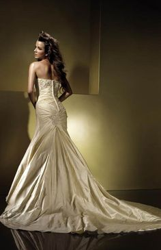 My beautiful wedding dress. Xxxx