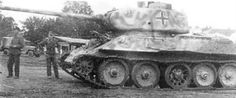 T-34/85 Model 1944 with Flattened Turret