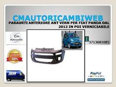 MODANATURA SINISTRA NERA PARAURTI ANTERIORE FIAT PANDA 169 09//2003-/>