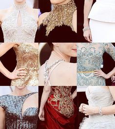 Oscar 2013 Fashion - Details