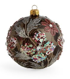 Shop designer Christmas Decorations at Harrods and earn Rewards points, in-store and online. Christmas Crafts To Make, Christmas Ornament Crafts, Christmas Baubles, Christmas Decorations To Make, White Christmas, Yule Decorations, Festival Decorations, Harrods, Every Snowflake Is Different