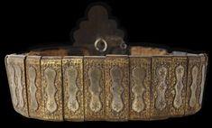 Enamelled Wedding Belt, Greece, century - Michael Backman Ltd Wedding Belts, Western Outfits, North Africa, 19th Century, Cuff Bracelets, Greece, Ethnic, Turkey, Enamel