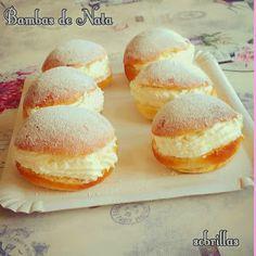 Ideas que mejoran tu vida No Bake Desserts, Dessert Recipes, Bread Shaping, Sweet Cooking, Pan Dulce, Latin Food, Food Themes, Sweet Bread, Cupcake Cakes