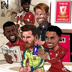 Messi and his family lol campeon Soccer fans! Liverpool Stadium, Camisa Liverpool, Liverpool Anfield, Liverpool Champions League, Liverpool Players, Liverpool Football Club, Liverpool Kop, Liverpool Fc Wallpaper, Captain Marvel Shazam