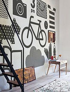 Wall & Decò - Carte da parati per l'arredo contemporaneo - powder room?