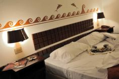 Best strage hotels in the world... #Choco #Hotel #Perugia #Italy