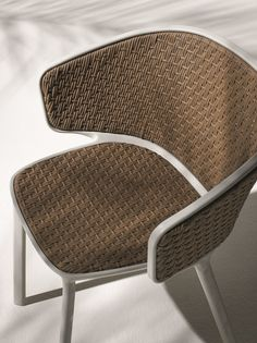 Stackable garden chair PLUVIA by Ethimo