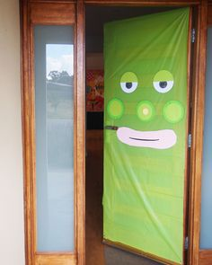 Wiggles fun birthday party decorations to impress your guests ! The door we crea Zoe wiggles birthday Wiggles Birthday, Wiggles Party, 2nd Birthday Boys, First Birthday Party Themes, Bday Girl, Birthday Party Decorations, Birthday Ideas, Emma Wiggle, Online Party Supplies
