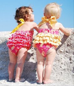 Cute and Frilly!