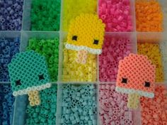 perler beads pattern popsicle - Google Search