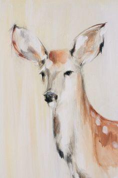 doe (a deer) by darrah dean gooden Rusty Tricycle has a DEER page
