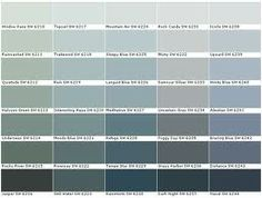 sherwin williams languid blue - Google Search