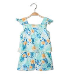 Girls t-shirt - collection C&A Girls Rompers, Baby Girl Dresses, Summer Dresses, Blouse, T Shirt, Tropical, Graphics, Collection, Women