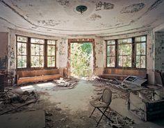 17 impresionantes lugares abandonados - Cultura Colectiva - Cultura Colectiva