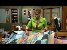 Grandmother's One Patch Quilts (Part 1 of 2) SEWING WITH NANCY