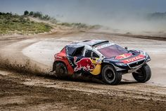 Silk Way Rally 2016: Team Peugeot Sport é líder no fim da 6ª Etapa