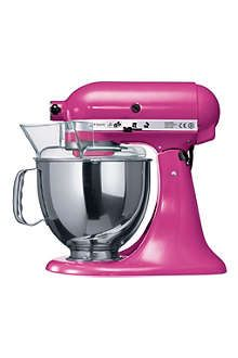 KITCHEN AID Artisan mixer... the only problem would be deciding which colour to have!