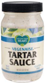 Follow Your Heart - Products - Tartar Sauce - GF/DF/EF and tastes good