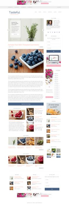 Tasteful by Pink & Press