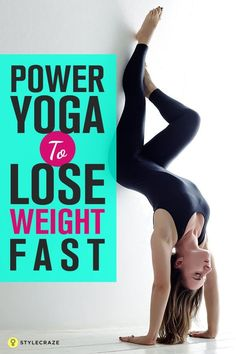 5 Effective Power Yoga Routines To Lose Weight Fast (With Videos)