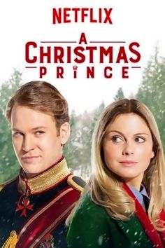 A Christmas Prince is a 2017 Netflix original romance-drama film. The movie is essentially a reimagining of The Prince & Me with a little bit of The Princess Diaries thrown in and a whole heap of Christmas cheer on top. What more could you want? The plot centers around Amber (Rose McIver), a New York City reporter who gets sent to Aldovia to work as a fake nanny, but really she's there to get the dirt on the infamous playboy Prince (Ben Lamb).