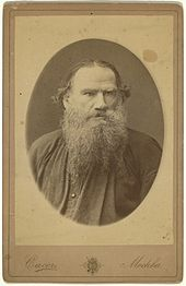 Lev Tolstoj - Wikipedia