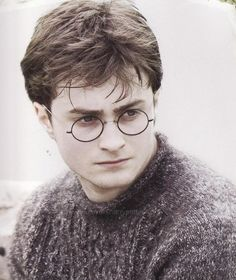 Harry James Potter in the Deathly Hallows part 1