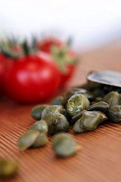 Santorini Capers & Cherry Tomato