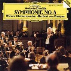 Karajan / Vpo - Dvorak: Symphony no 8 / Karajan, Vienna Phil - 1965