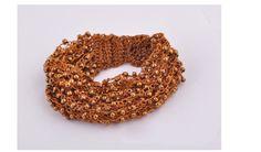 Cheap Elegant Bead and Copper Cash Embellish Bracelet For Female | Everbuying.com
