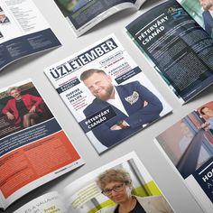 Megjelent az ÜzletEmber Magazin legfrissebb száma! #üzletember #magazin #business #new #magazine #grafika #graphic #infoartnet #hungary Polaroid Film, Change, Design