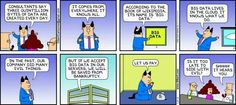 Great Dilbert strip!