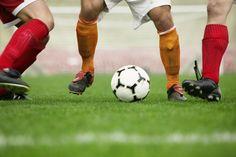 My sons <3 Soccer