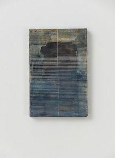 Grid Painting # 4, 2017 David Quinn Purdy Hicks Gallery London