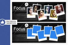 Facebook Creative Cover V2 by YD-LABS on Creative Market