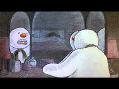 The Snowman Full Animation (Santa introduction) (I cried :'( Simple and beautiful story. Let children dream although this story is quite sad by the end. Just let children dream :) Christmas Music, Christmas Love, Read Aloud Books, Christmas Cartoons, School Videos, Thematic Units, Winter Kids, Winter Activities, Winter Theme