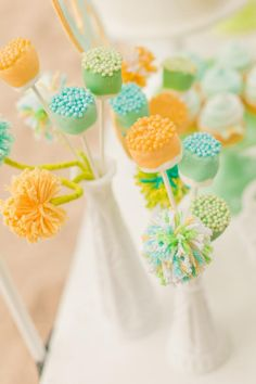 Sea Side + Beach, Gender Neutral Baby Shower - Kara's Party Ideas - The Place for All Things Party
