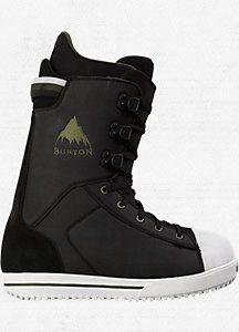 Men's Snowboard Boots | Burton Snowboards The Westford boot