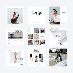Instagram Feed Ideas Posts, Instagram Feed Layout, Feeds Instagram, Instagram Grid, Instagram Post Template, Instagram Design, Instagram Story Ideas, Instagram Shop, Social Media Banner