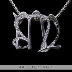 The Leo/Virgo Unity Pendant is a beautiful and meaningful way to share and express the love between a Leo and a Virgo. Unity Pendants are cast in Bronze with a thick Sterling Finish and come with a SIlver finished necklace. Also presented in a truly unique two metal (pure silver and antique bronz...