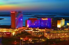 Atlantic City, NJ.  Went here for Internationals in Karate when I was little.  Would love to go back someday to remember it better.