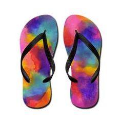 Fresh Flip Flops by Erin Jordan