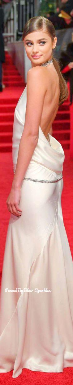 Taylor Hill At BAFTA awards 2017 ♕♚εїз | BLAIR SPARKLES |